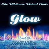 Eric Whitacre Glow cover art