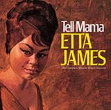 Etta James I'd Rather Go Blind cover art