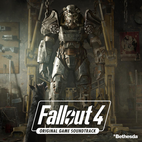 Inon Zur Theme From Fallout 4 cover art