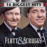 Flatt and Scruggs Petticoat Junction cover art