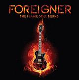 Foreigner Flame Still Burns cover art