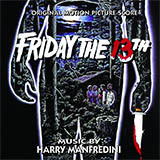 Harry Manfredini Friday The 13th Theme cover art