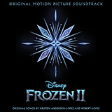 Idina Menzel and AURORA Into The Unknown (from Disney's Frozen 2) cover art