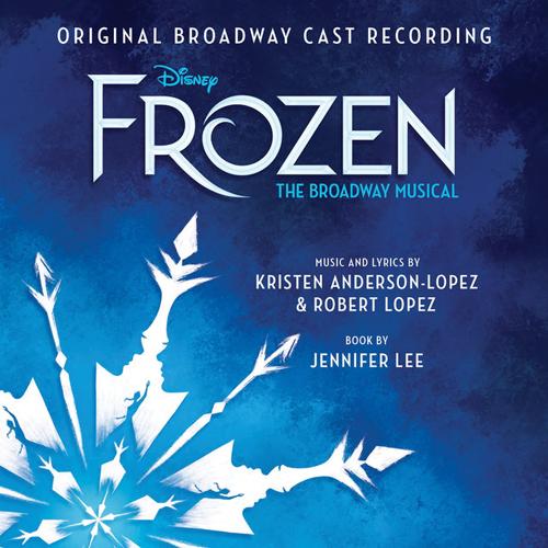 Kristen Anderson-Lopez & Robert Lopez Fixer Upper (from Frozen: The Broadway Musical) cover art
