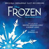 Kristen Anderson-Lopez & Robert Lopez True Love (from Frozen: the Broadway Musical) (Arr. Mac Huff) arte de la cubierta