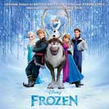 Kristen Bell & Santino Fontana Love Is An Open Door (from Disney's Frozen) (arr. Jennifer and Mike Watts) l'art de couverture