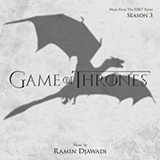 Ramin Djawadi - Mhysa (from Game of Thrones)