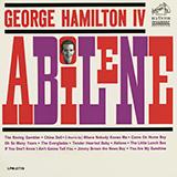 George Hamilton IV Abilene cover art