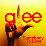 Glee Cast Somebody To Love (arr. Roger Emerson) - Bass cover art