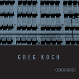 Greg Koch Chief's Blues l'art de couverture