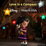 Griff Love Is A Compass (Disney supporting Make-A-Wish) cover art