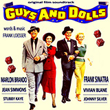 Frank Loesser Adelaide's Lament (from Guys And Dolls) cover art