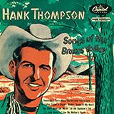 Hank Thompson Rub-a-dub-dub cover art