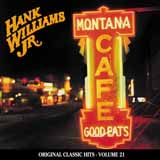 Hank Williams Jr. Country State Of Mind cover art