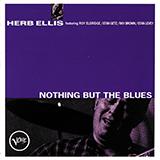 Herb Ellis Royal Garden Blues cover art