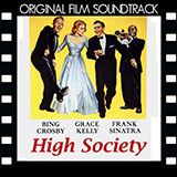 Bing Crosby & Grace Kelly True Love (from High Society) cover art