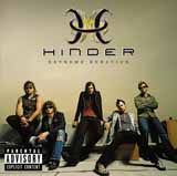 Hinder Lips Of An Angel cover art