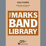 Lola Flores - Concert Band Sheet Music