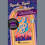 Roger Emerson Rock, Roll & Remember - Synthesizer I cover art