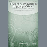 Keith Christopher Rushin' In Like A Mighty Wind! - Rhythm cover art
