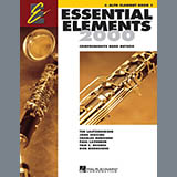 Various Essential Elements 2000, Book 1 For Eb Alto Clarinet (Book Only) cover art