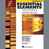 Various Essential Elements 2000, Book 1 For Percussion (Book Only) cover art