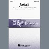 Rollo Dilworth Justice cover art