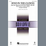 Send in the Clowns - Choir Instrumental Pak