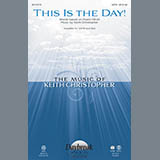 Keith Christopher This Is the Day! - Alto Sax (sub. Horn) cover art