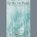 Mark Brymer Let All The People - Violin 1 cover art
