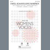 I Will Always Love Whitney - Choir Instrumental Pak