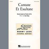 Ken Berg - Cantate Et Exultate