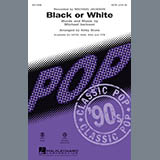 Black or White - Choir Instrumental Pak