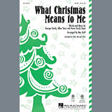 Mac Huff - What Christmas Means to Me - Tenor Sax