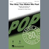 The Way You Make Me Feel - Choir Instrumental Pak