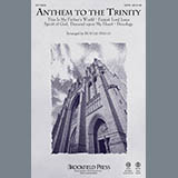 Howard Helvey Anthem to the Trinity - Bb Trumpet 2 cover kunst