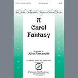 A Carol Fantasy Sheet Music
