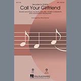 Call Your Girlfriend - Choir Instrumental Pak