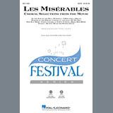 Mac Huff - Les Miserables (Choral Selections From The Movie) - Timpani