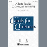 John Purifoy Adeste Fideles - Violin 1 cover art