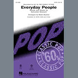 Everyday People - Choir Instrumental Pak