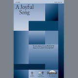 Gary Hallquist A Joyful Song - Bb Trumpet 2,3 cover art
