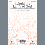 Keith Christopher Behold the Lamb of God cover art