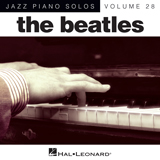 The Beatles - Don't Let Me Down [Jazz version] (arr. Brent Edstrom)