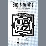 Sing, Sing, Sing - Choir Instrumental Pak