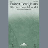 Fairest Lord Jesus (You Are Beautiful to Me) - Choir Instrumental Pak