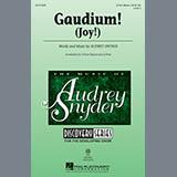 Audrey Snyder - Gaudium!