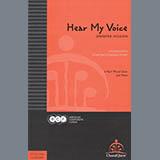 Jennifer Higdon Hear My Voice cover art