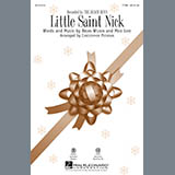 Little Saint Nick - Choir Instrumental Pak
