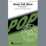 Christopher Peterson Stray Cat Strut l'art de couverture